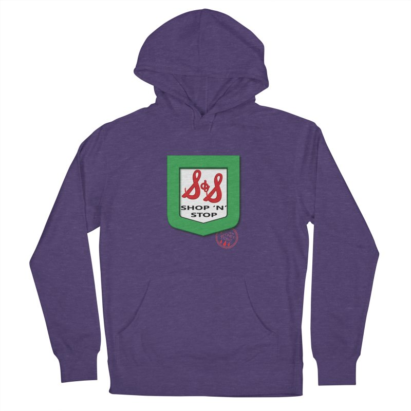 Shop N Stop! Women's French Terry Pullover Hoody by OniiChan's Artist Shop