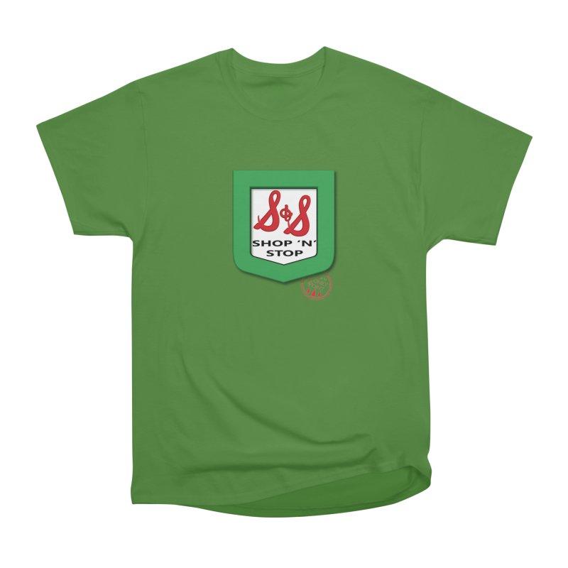 Shop N Stop! Men's Classic T-Shirt by OniiChan's Artist Shop