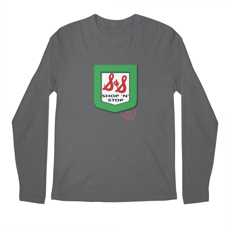 Shop N Stop! Men's Regular Longsleeve T-Shirt by OniiChan's Artist Shop