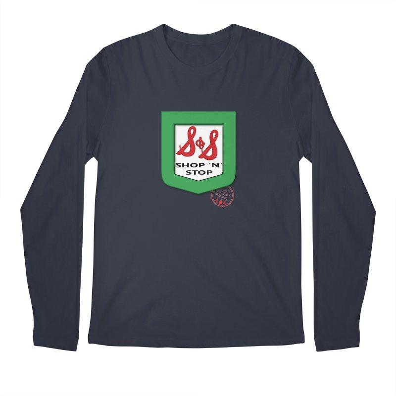 Shop N Stop! Men's Longsleeve T-Shirt by OniiChan's Artist Shop