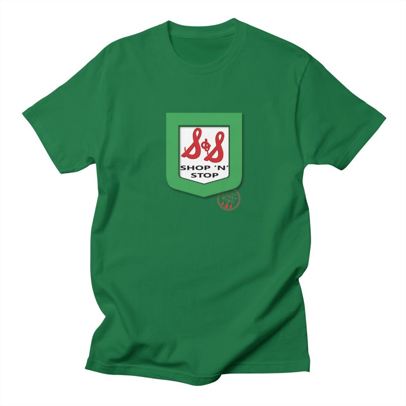 Shop N Stop! Men's T-Shirt by OniiChan's Artist Shop