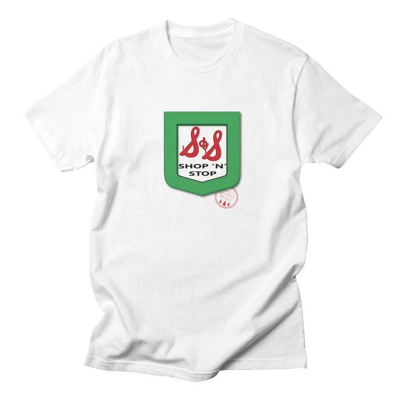 Shop N Stop! Women's Unisex T-Shirt by OniiChan's Artist Shop