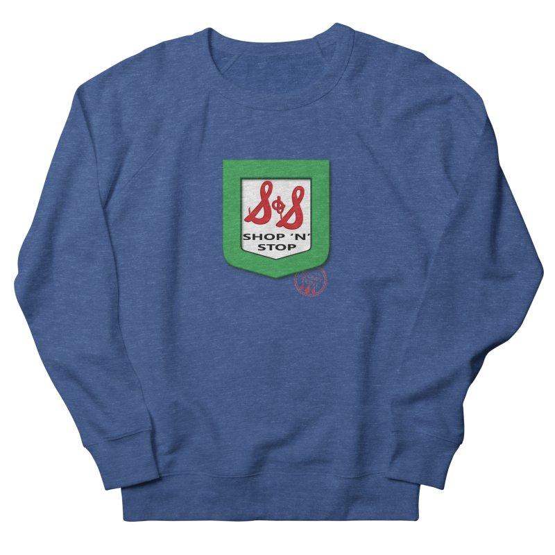 Shop N Stop! Men's French Terry Sweatshirt by OniiChan's Artist Shop