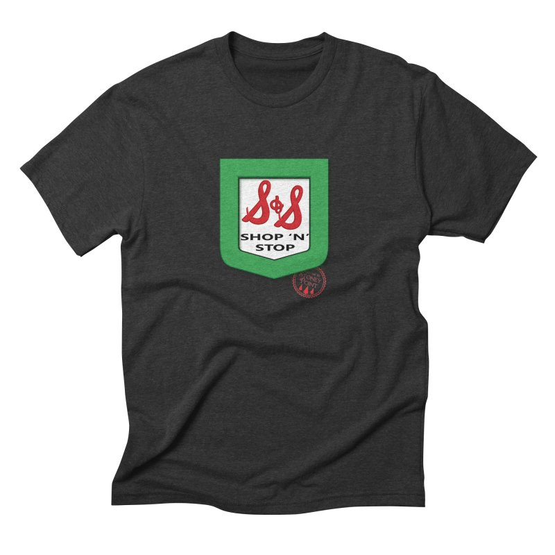 Shop N Stop! Men's Triblend T-Shirt by OniiChan's Artist Shop
