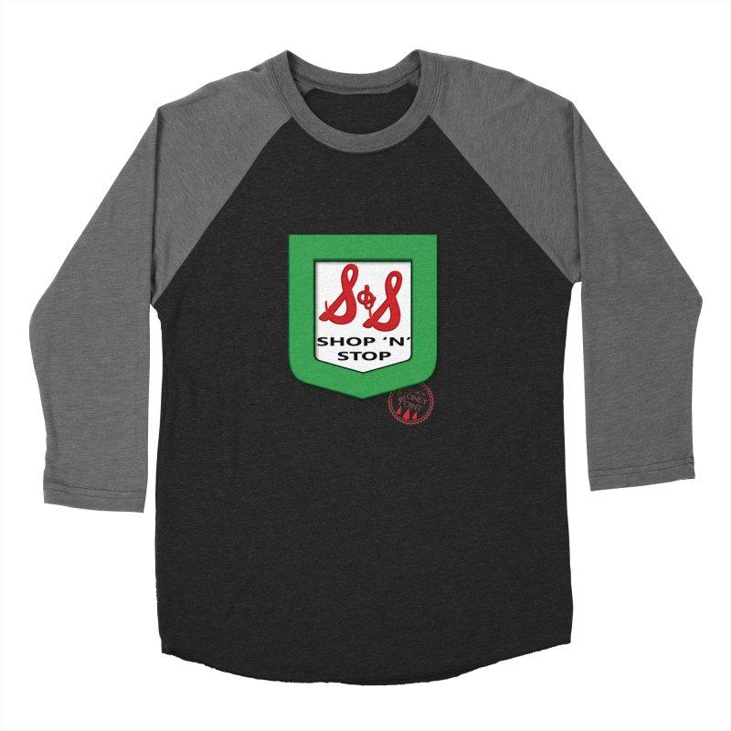 Shop N Stop! Women's Baseball Triblend T-Shirt by OniiChan's Artist Shop