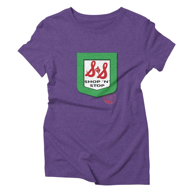 Shop N Stop! Women's Triblend T-Shirt by OniiChan's Artist Shop