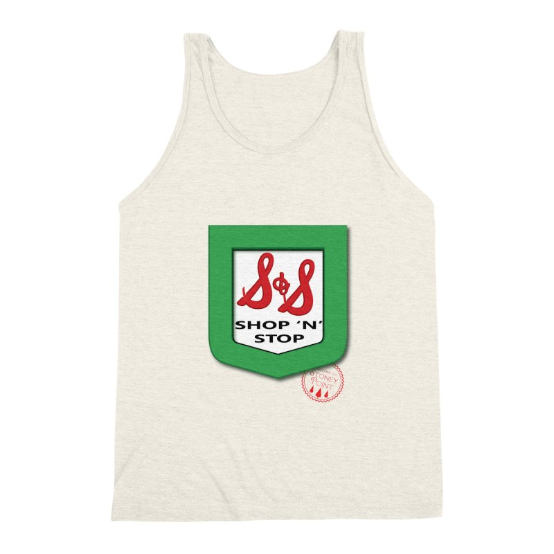 Shop N Stop! Men's Triblend Tank by OniiChan's Artist Shop