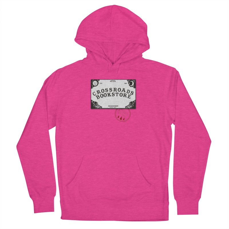 Crossroads Bookstore Women's French Terry Pullover Hoody by OniiChan's Artist Shop