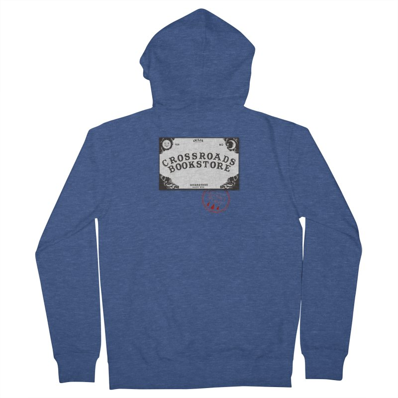 Crossroads Bookstore Women's Zip-Up Hoody by OniiChan's Artist Shop