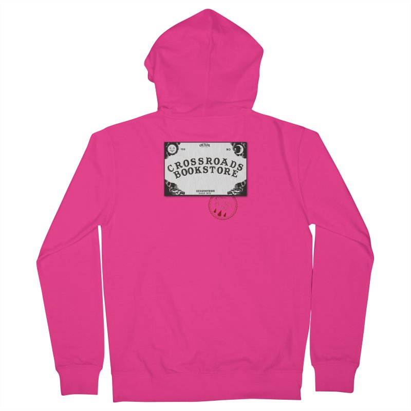 Crossroads Bookstore Men's Zip-Up Hoody by OniiChan's Artist Shop