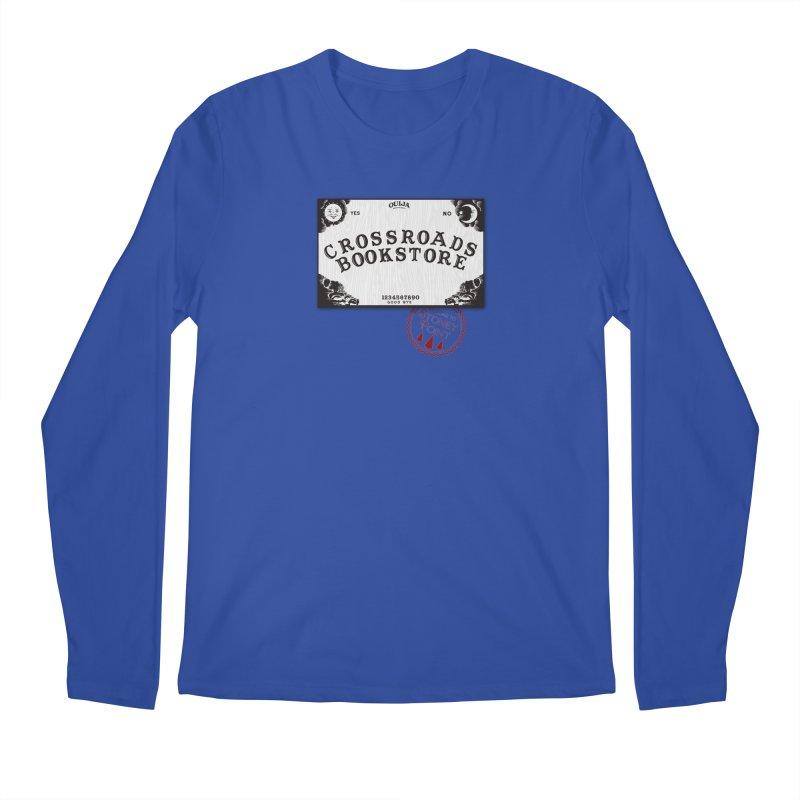 Crossroads Bookstore Men's Regular Longsleeve T-Shirt by OniiChan's Artist Shop