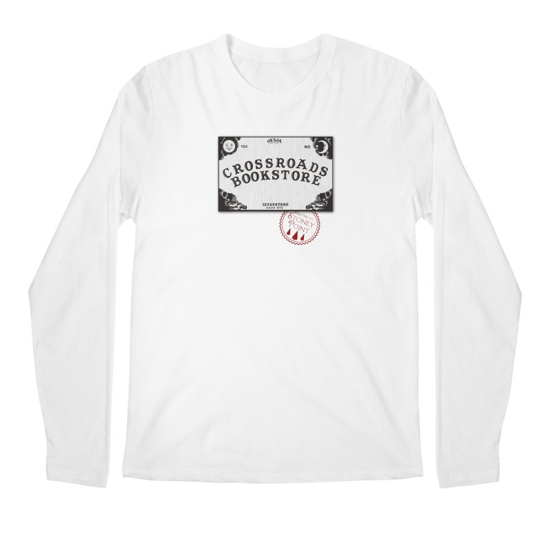 Crossroads Bookstore Men's Longsleeve T-Shirt by OniiChan's Artist Shop