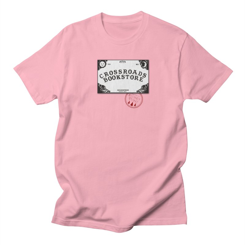 Crossroads Bookstore Women's Regular Unisex T-Shirt by OniiChan's Artist Shop
