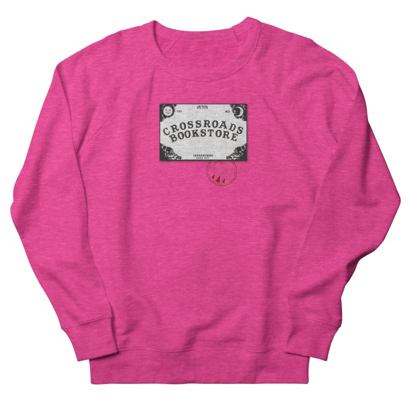 Crossroads Bookstore Women's Sweatshirt by OniiChan's Artist Shop
