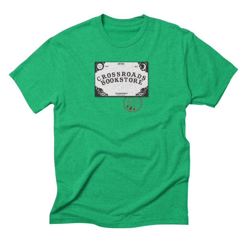Crossroads Bookstore Men's Triblend T-Shirt by OniiChan's Artist Shop