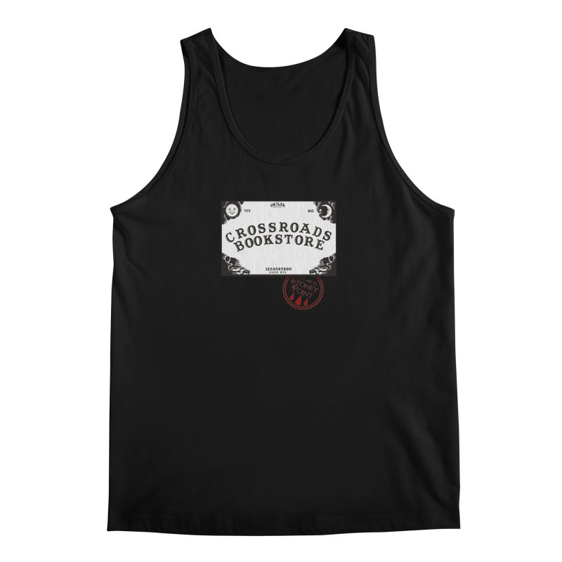 Crossroads Bookstore Men's Regular Tank by OniiChan's Artist Shop