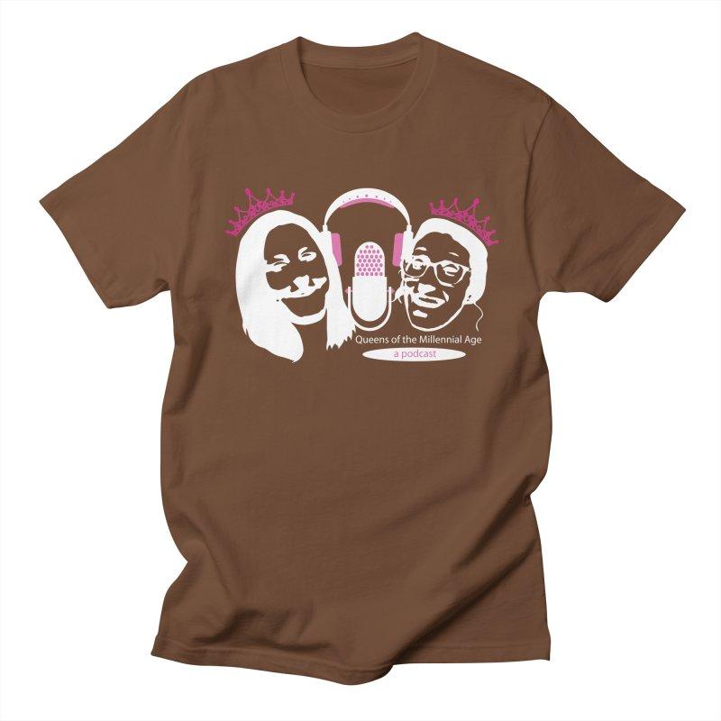 Queens of the Millennial Age Podcast Men's T-Shirt by OniiChan's Artist Shop