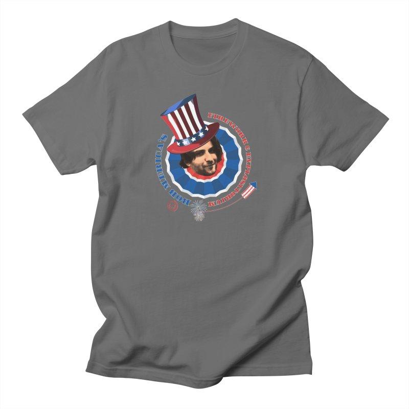 Bob Merica Men's T-Shirt by OniiChan's Artist Shop