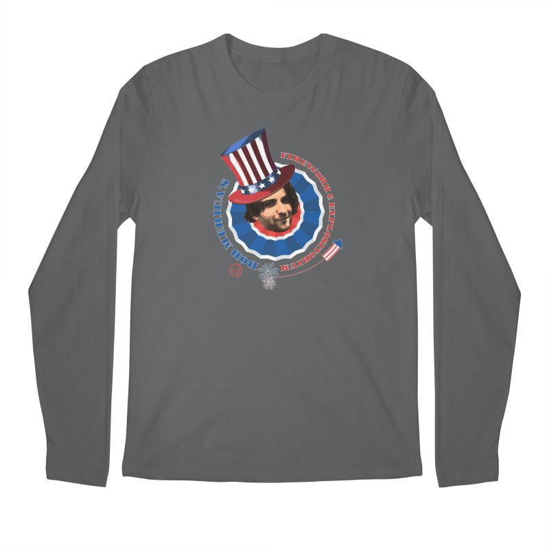 Bob Merica Men's Longsleeve T-Shirt by OniiChan's Artist Shop