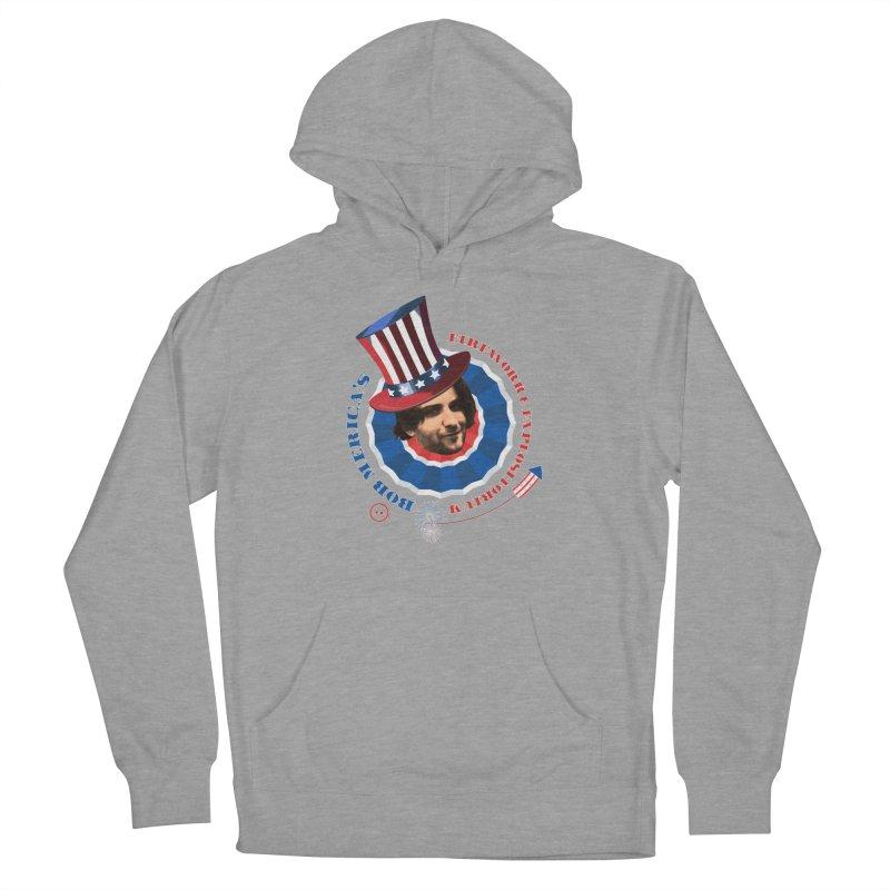 Bob Merica Men's Pullover Hoody by OniiChan's Artist Shop