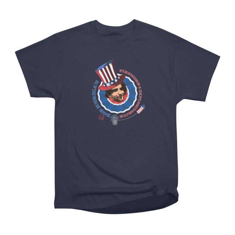 Bob Merica Women's Heavyweight Unisex T-Shirt by OniiChan's Artist Shop