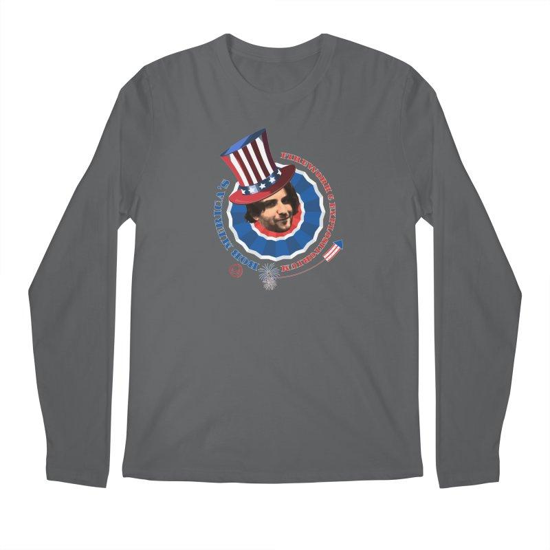 Bob Merica Men's Regular Longsleeve T-Shirt by OniiChan's Artist Shop