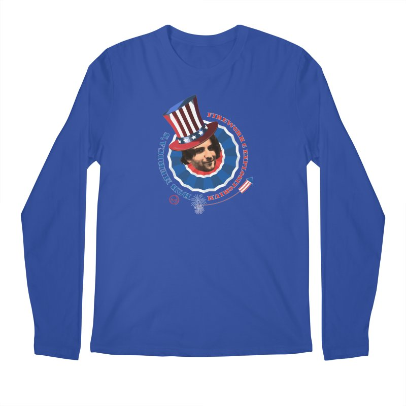 Bob Merica Men's Regular Longsleeve T-Shirt by OniiChan's Artist Shop