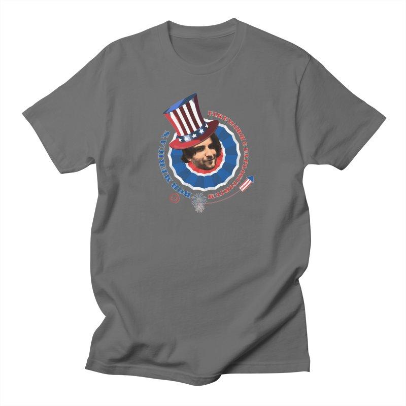 Bob Merica Men's Regular T-Shirt by OniiChan's Artist Shop