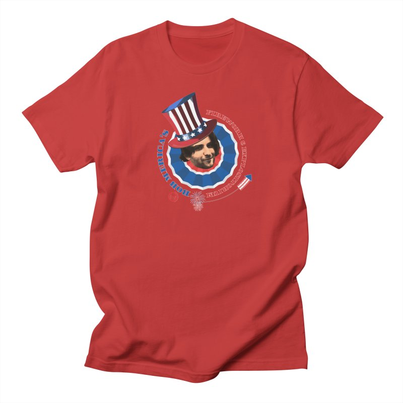 Bob Merica Women's Regular Unisex T-Shirt by OniiChan's Artist Shop