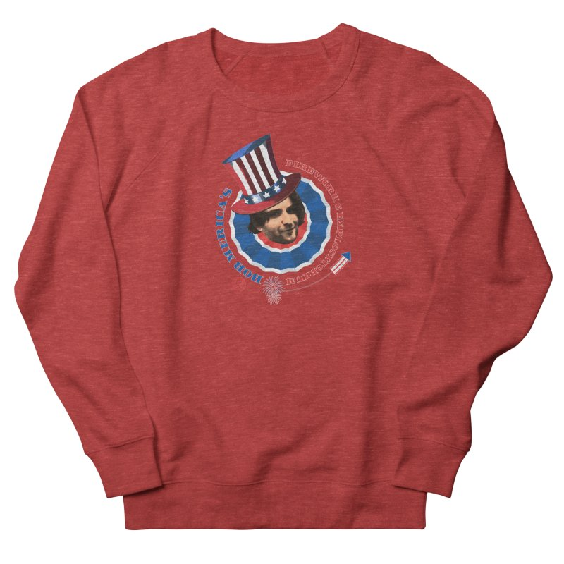 Bob Merica Men's French Terry Sweatshirt by OniiChan's Artist Shop