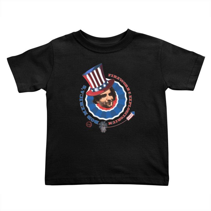 Bob Merica Kids Toddler T-Shirt by OniiChan's Artist Shop