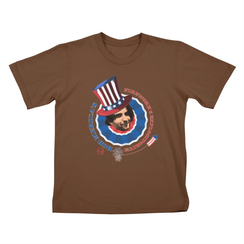 Bob Merica Kids T-Shirt by OniiChan's Artist Shop