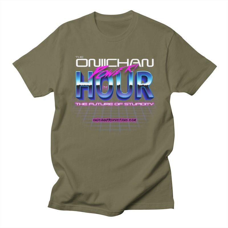 Oniichan Power Hour Women's Unisex T-Shirt by OniiChan's Artist Shop