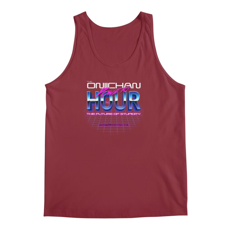 Oniichan Power Hour Men's Regular Tank by OniiChan's Artist Shop