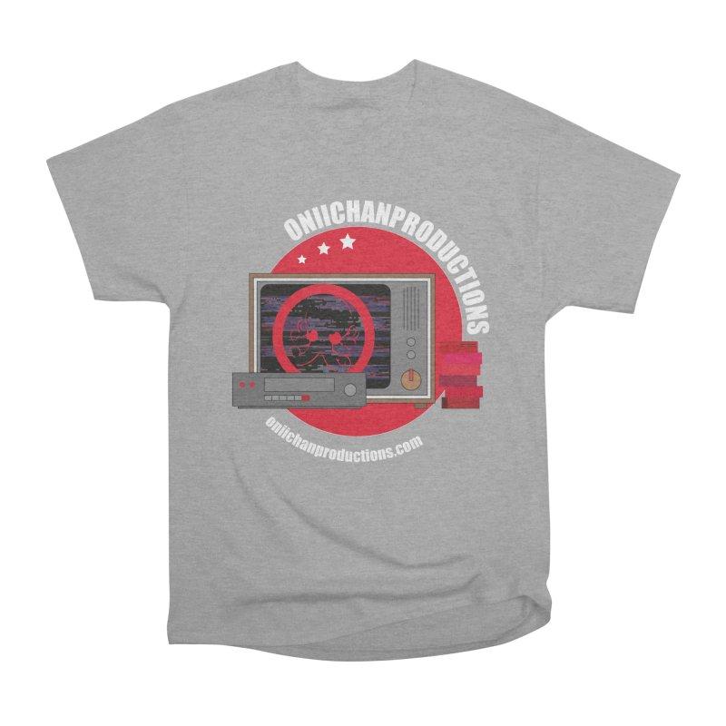 VHS TV Women's Heavyweight Unisex T-Shirt by OniiChan's Artist Shop