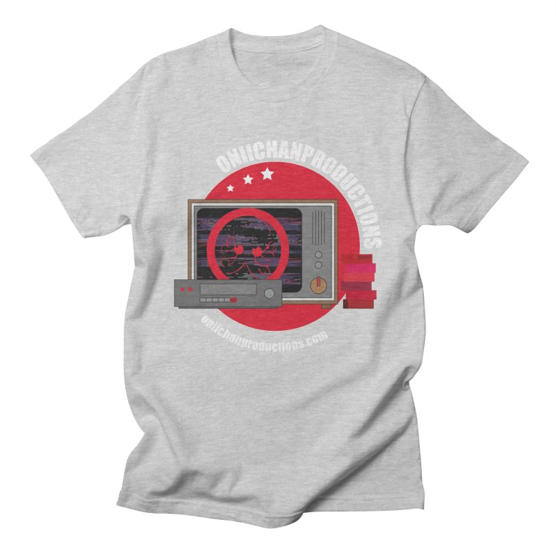 VHS TV Women's Regular Unisex T-Shirt by OniiChan's Artist Shop