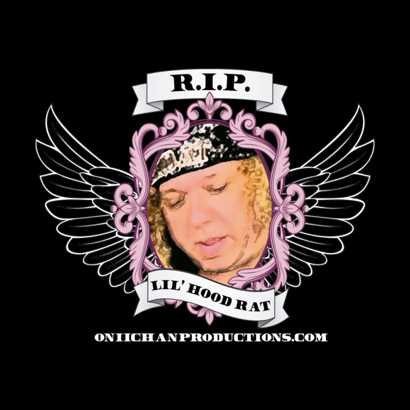 RIP LIL HOOD RAT by OniiChan's Artist Shop