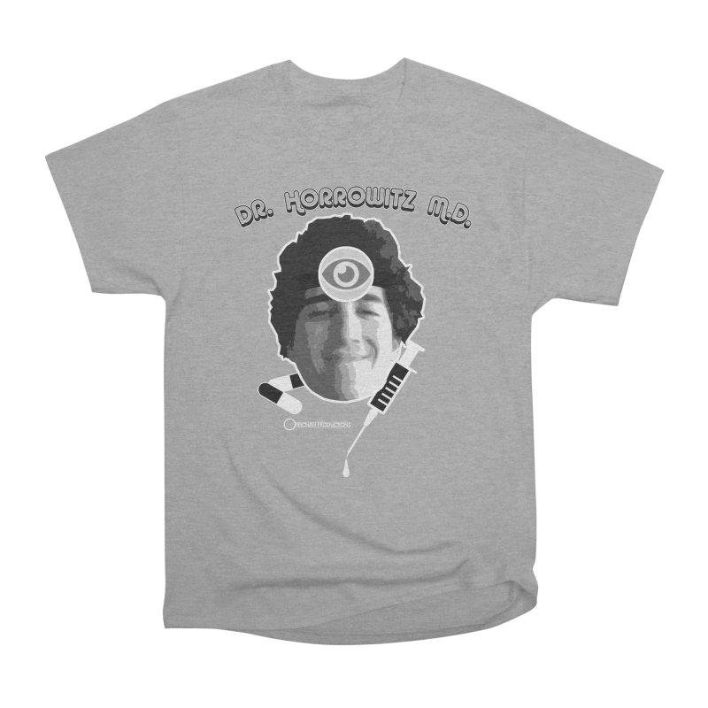 VDVQ's Dr. Horrowitz MD Women's Heavyweight Unisex T-Shirt by OniiChan's Artist Shop