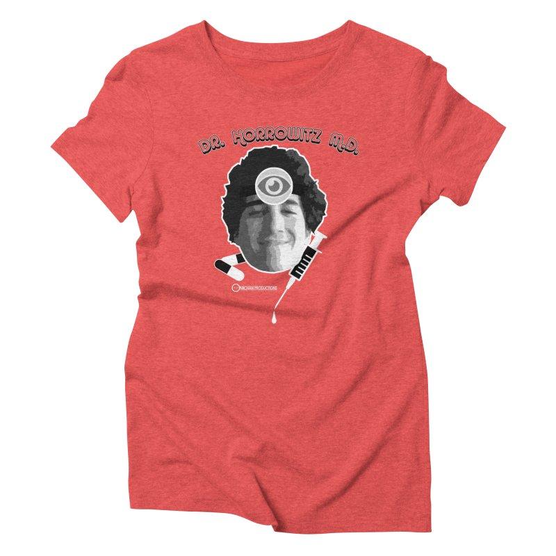 VDVQ's Dr. Horrowitz MD Women's Triblend T-Shirt by OniiChan's Artist Shop