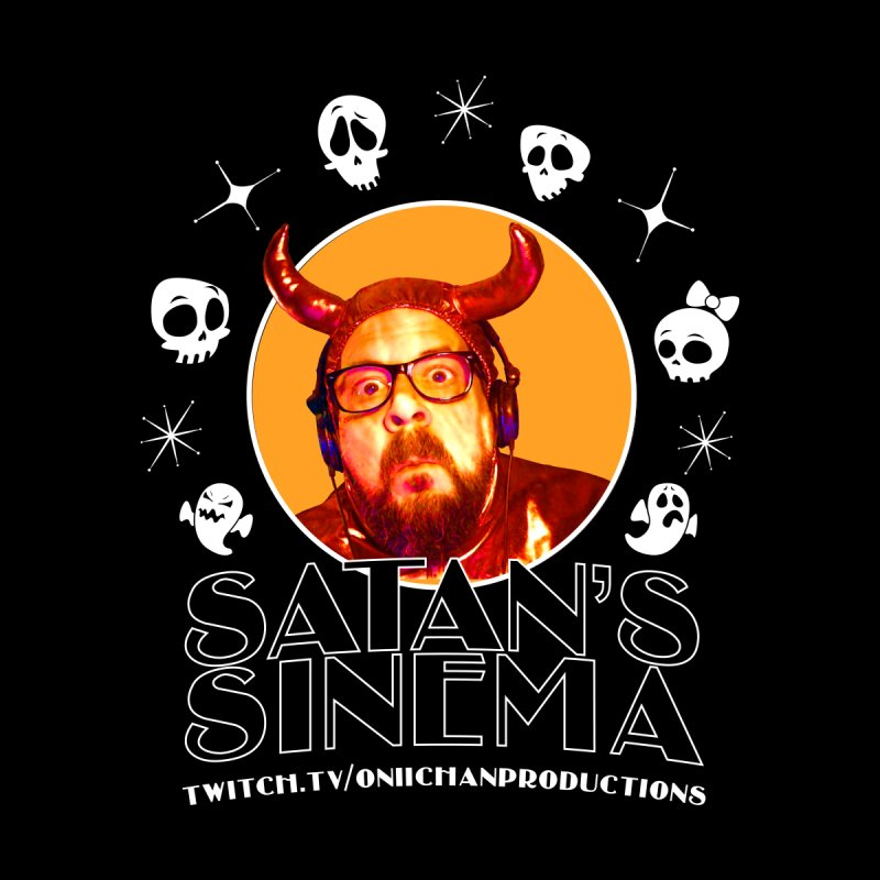 Satan's Sinema Retro Men's T-Shirt by OniiChan's Artist Shop
