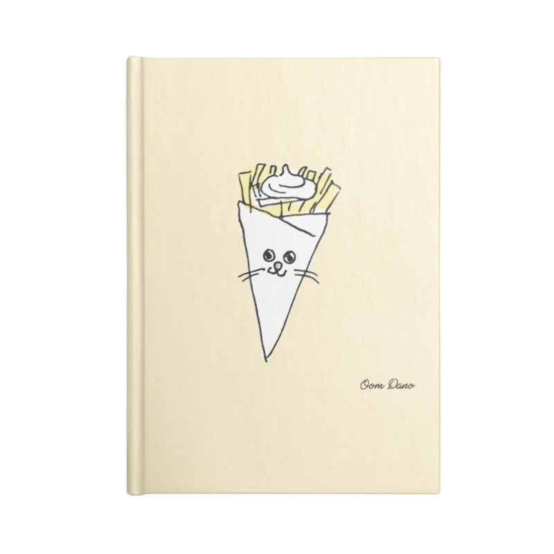 Piepie als schattepatatje Accessories Notebook by Oom Dano's Winkeltje