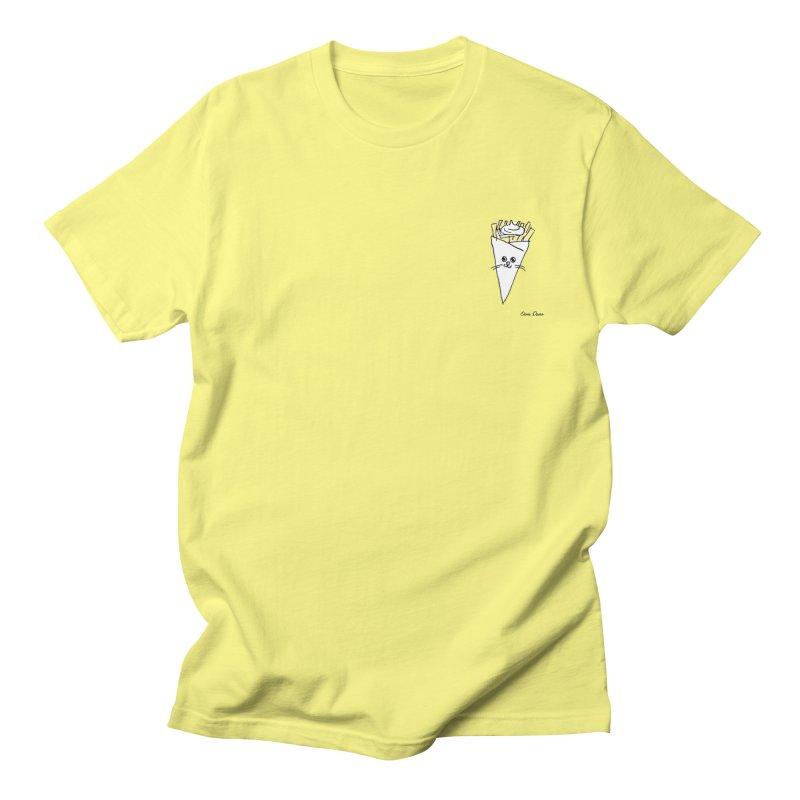 Piepie als schattepatatje Men's T-Shirt by Oom Dano's Winkeltje