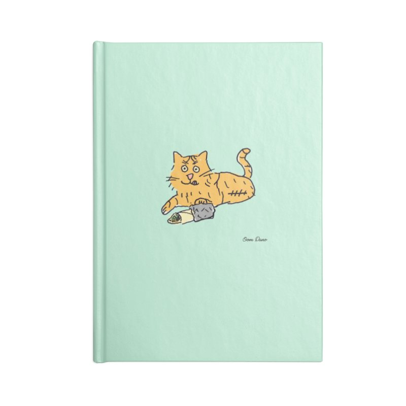 Driepoot Accessories Notebook by Oom Dano's Winkeltje