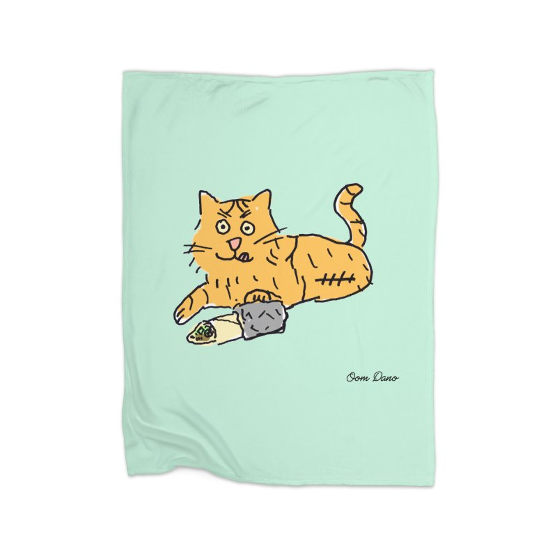 Driepoot Home Blanket by Oom Dano's Winkeltje