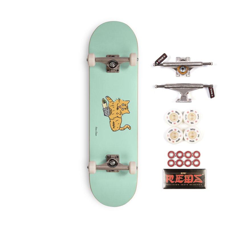 Driepoot Accessories Skateboard by Oom Dano's Winkeltje