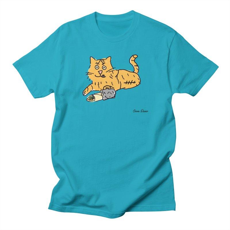 Driepoot Men's T-Shirt by Oom Dano's Winkeltje