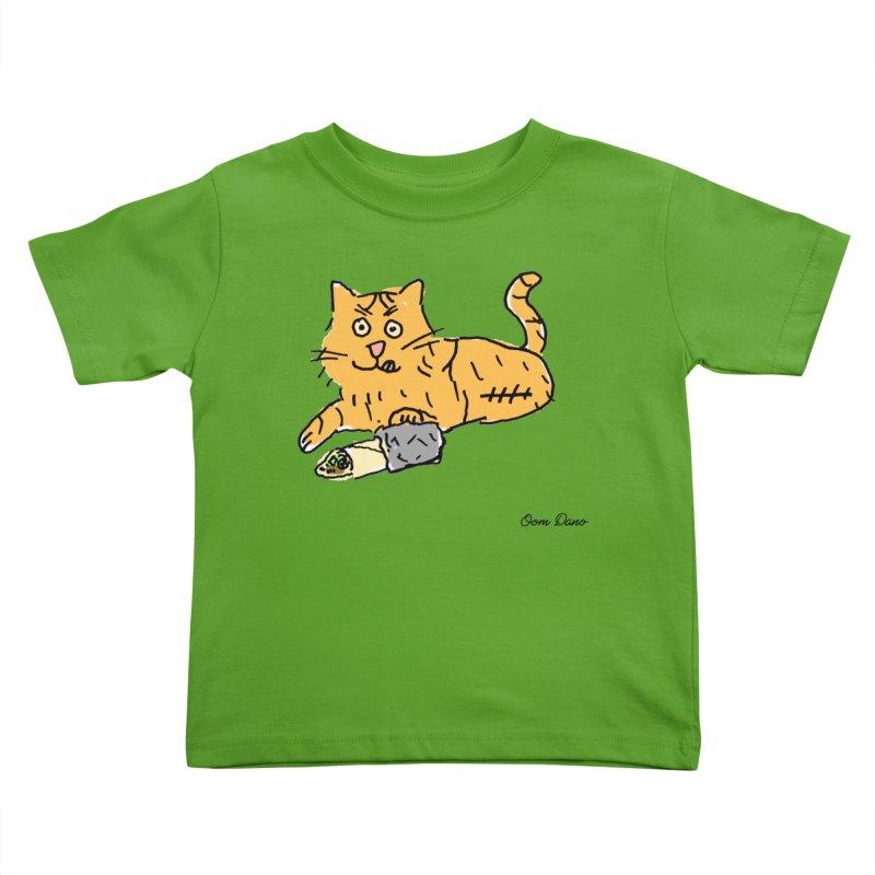 Driepoot Kids Toddler T-Shirt by Oom Dano's Winkeltje