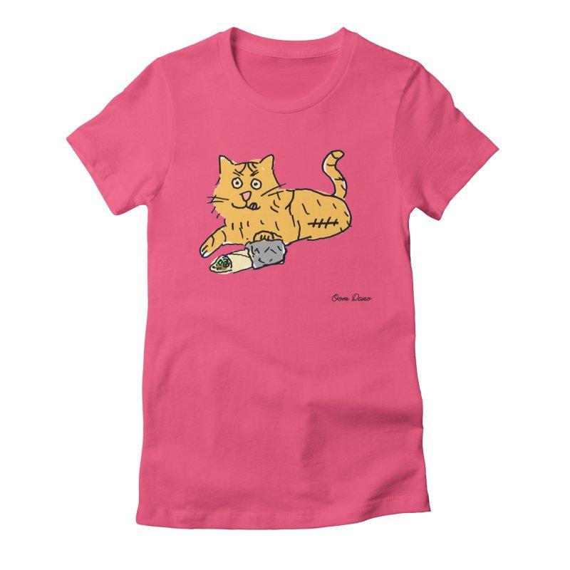 Driepoot Women's T-Shirt by Oom Dano's Winkeltje