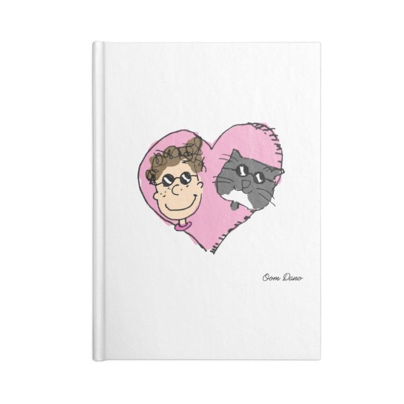 Piepie <3 Oom Dano Accessories Notebook by Oom Dano's Winkeltje