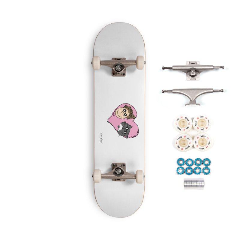 Piepie <3 Oom Dano Accessories Skateboard by Oom Dano's Winkeltje
